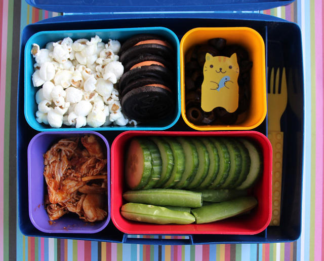This and that kindergarten Laptop Lunches bento