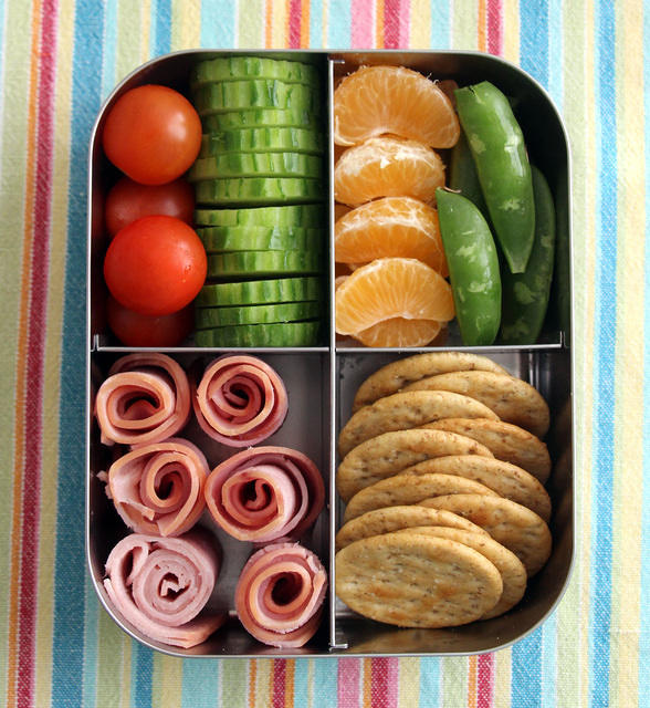 Better-than-lunchables Lunch