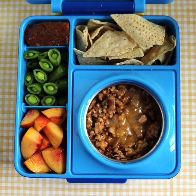 First Omiebox Lunch for Augie