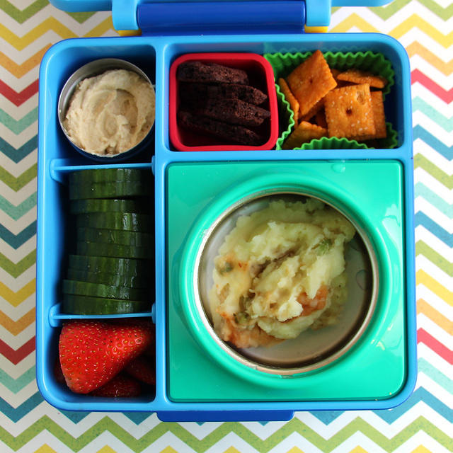 This and That Omiebox Lunch for Augie