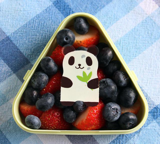 Panda Berries Snack Box