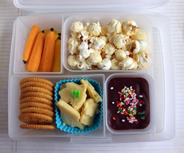 First Day of School Lunch: Wyatt Edition