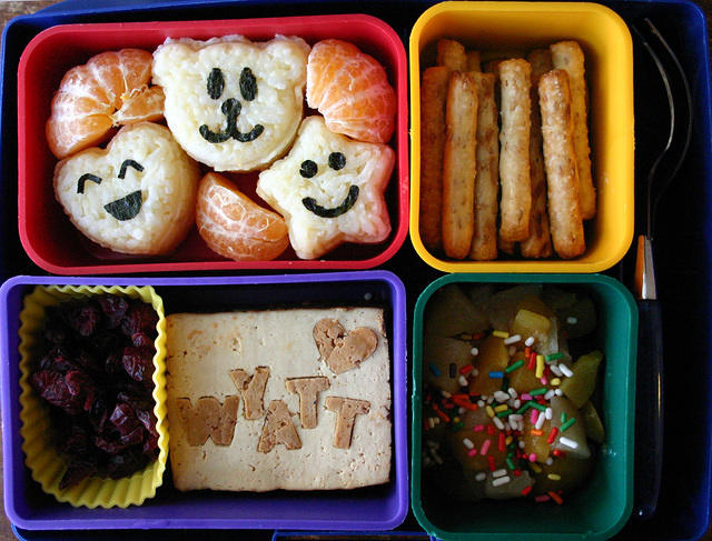 My all time favorite bento box for Wyatt!