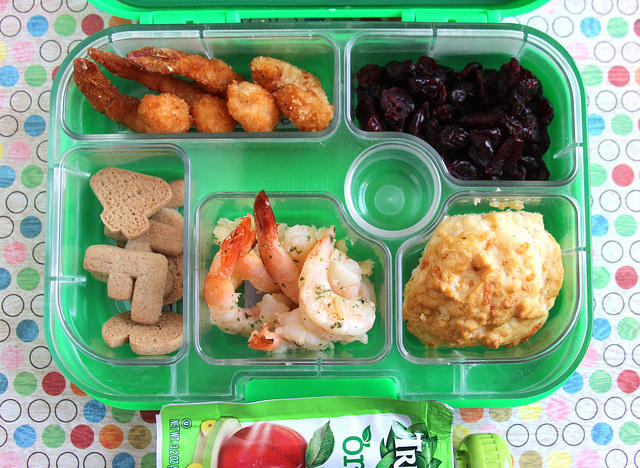 Endless Shrimp Yumbox