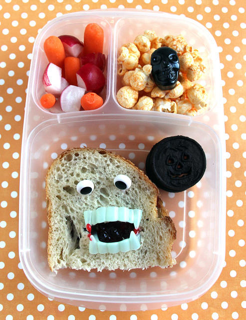 Monster Mouth EasyLunchboxes bento