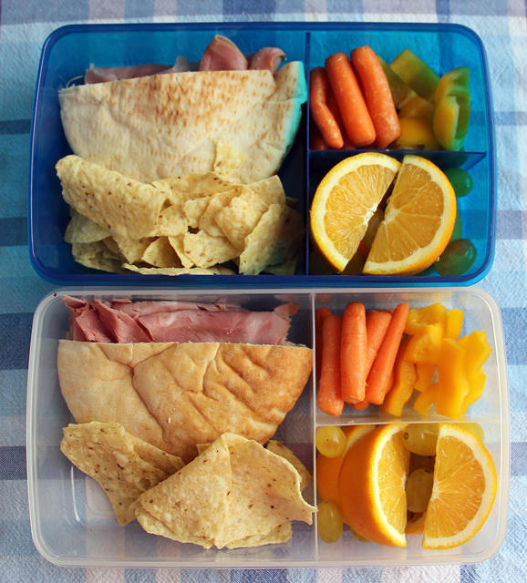 Twinsies Fit and Fresh Lunches