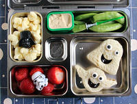 Goofy Star Wars PlanetBox Lunch