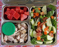 Dad's Chicken Salad Bento Box